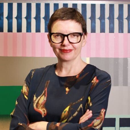 Katrina Sedgwick, director of Australian Centre for the Moving Image. Courtesy of the ACMI.