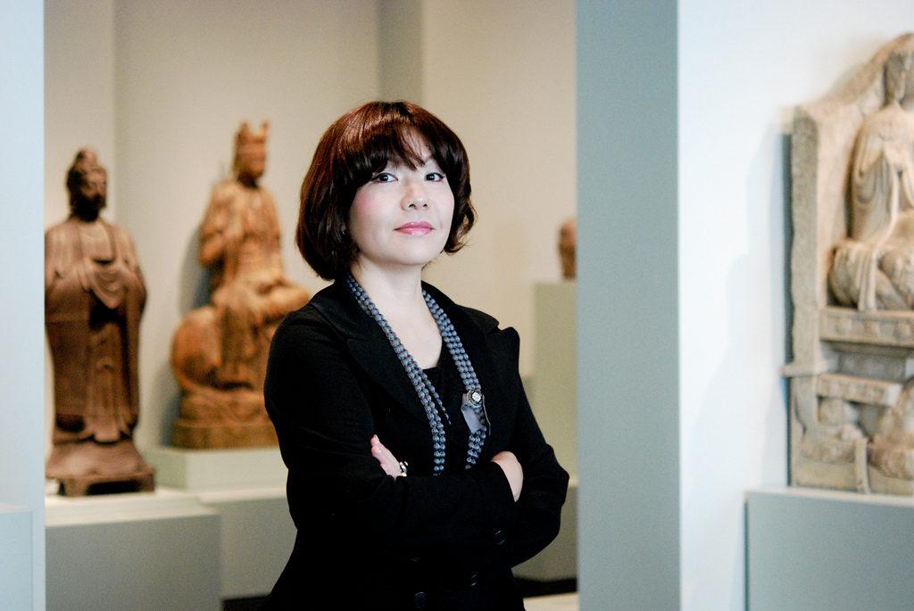 Mami Kataoka. Photo Jennifer Yin 21st Biennial of Sydney