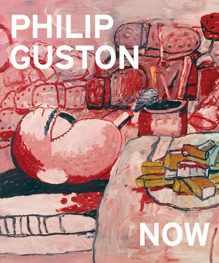 Sharon Helgason Gallagher, Philip Guston: Now. Courtesy of D.A.P. Art Books.