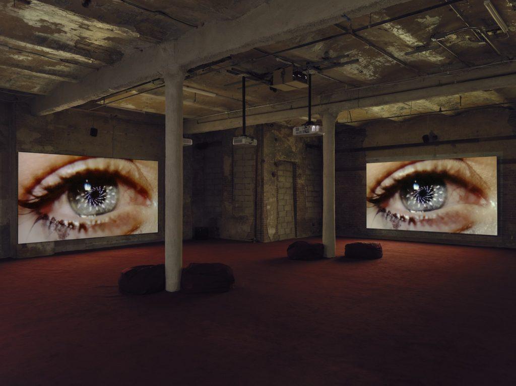 Marianna Simnett<i>Blood In My Milk</i>(2018). Exhibition at New Museum. Photo: Maris Hutchinson. EPW Studio.