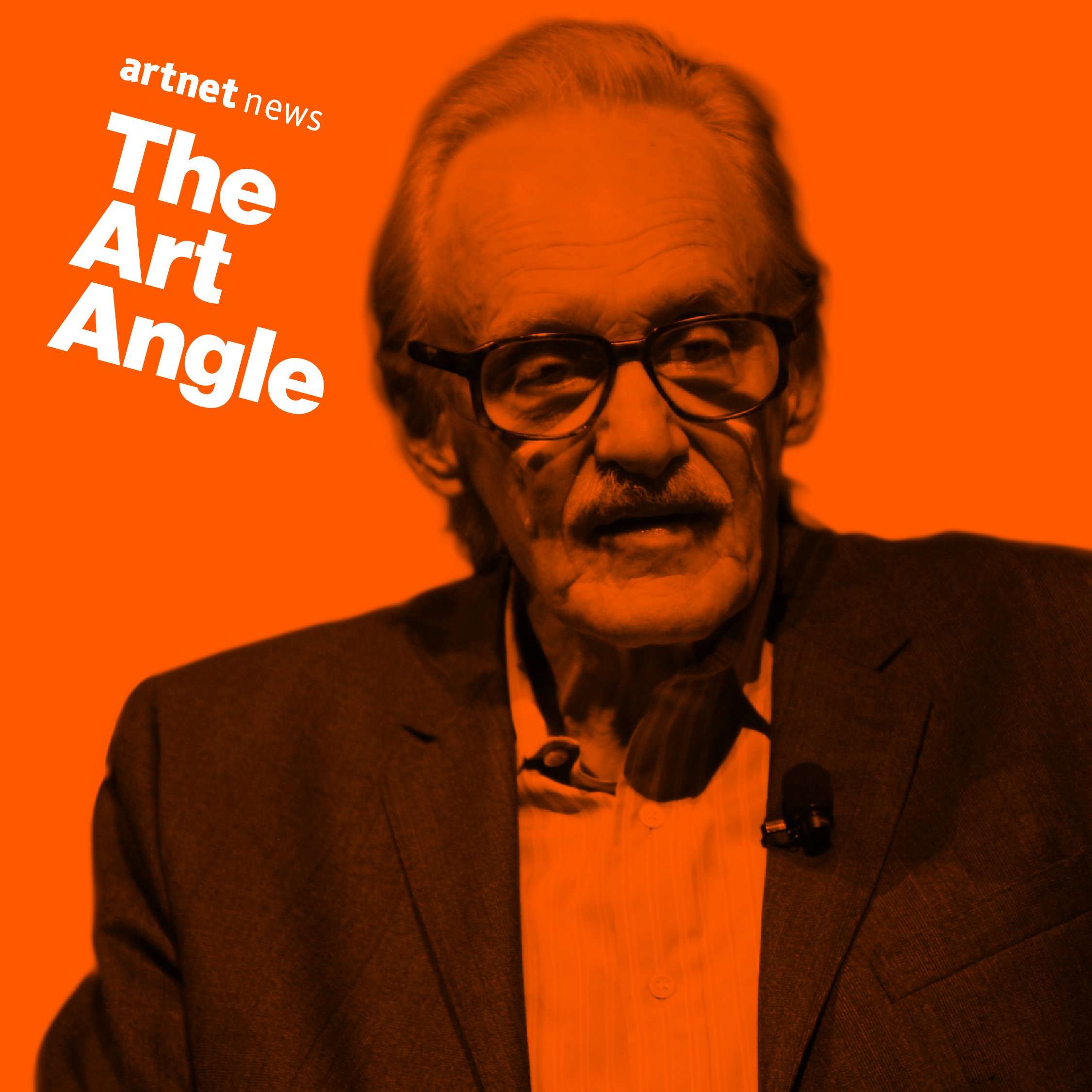 The Art Angle Podcast: The New Yorker's Peter Schjeldahl on His Adventures in Life as an Accidental Art Critic