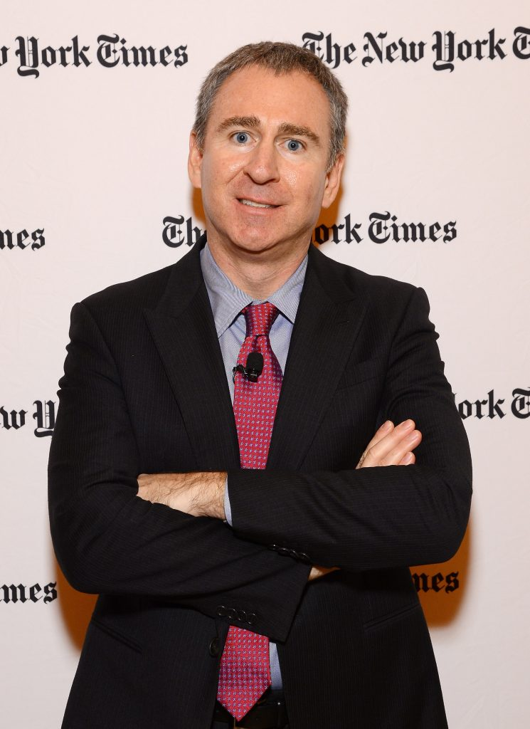 Founder and CEO at Citadel LLC Kenneth C. Griffin. Photo by Larry Busacca/Getty Images for The New York Times.