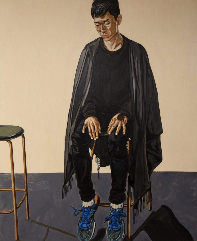Jiab Prachakul, <em>Naked</eM> (2020). Courtesy of Friends Indeed Gallery, San Francisco.