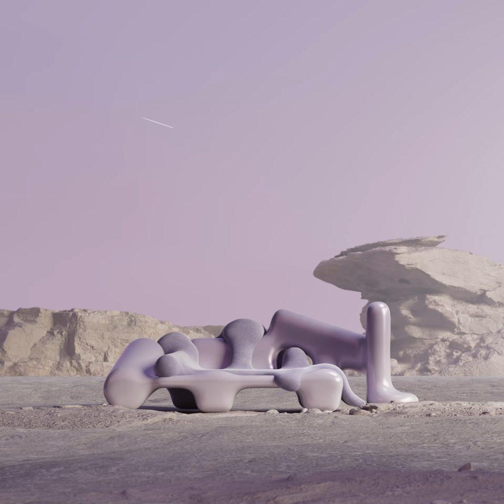 Andrés Reisinger, <i>Deep Space</i>. Courtesy of the artist.