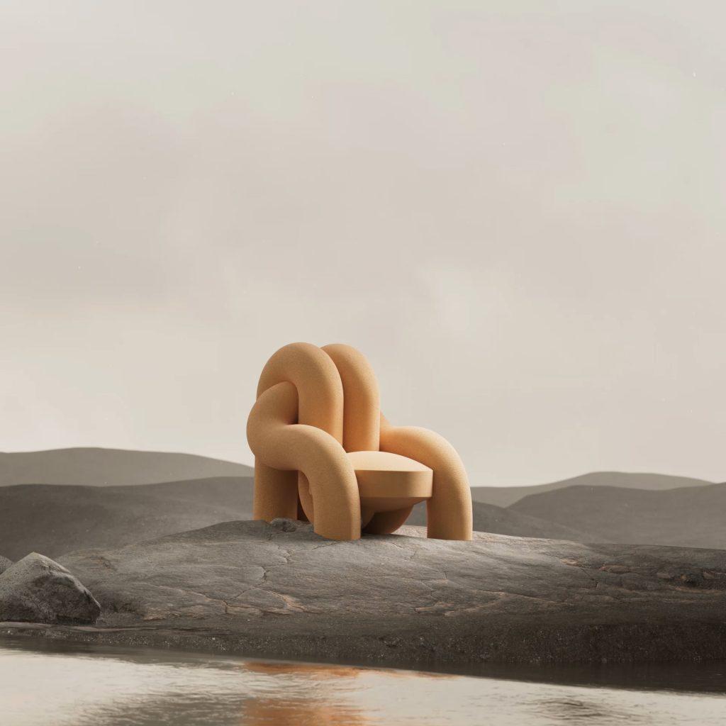 Andrés Reisinger, <i>Tangled</i>. Courtesy of the artist.