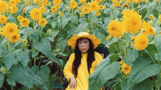 Yayoi Kusama, Flower Obsession (Sunflower), 2000. Courtesy of the artist.