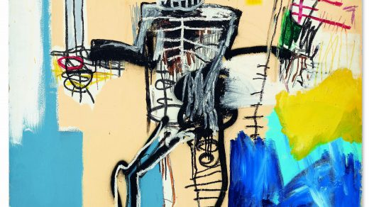 A 1982 Basquiat Is Expected to Fetch Over $30 Million at Christie's Hong Kong, Setting a Record for a Western Artist in Asia