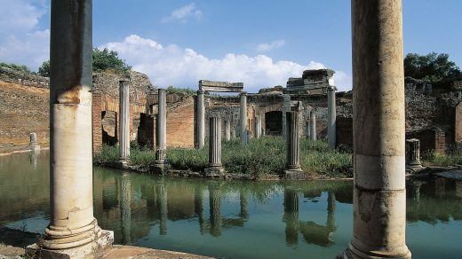 Archaeologists Have Found the Roman Emperor Hadrian's Palatial Breakfast Chamber, Where He Dined Before Servants on a Marble Throne