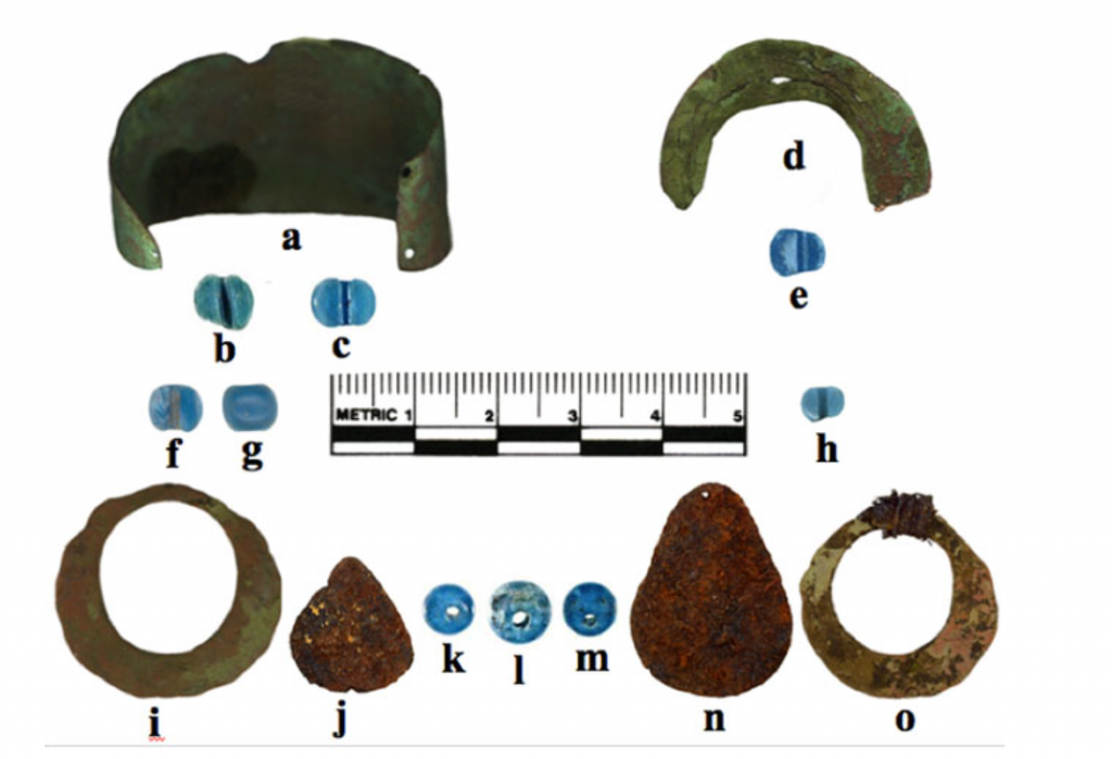 Additional pieces of jewelry discovered in Alaska.