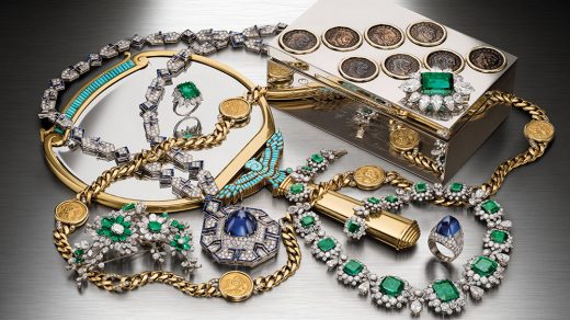 Sotheby's Turns Its Staff Into Jewelry Mannequins as In-Sale Advertising Opens New Revenue Stream + Other Stories