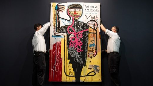 A Medici-Themed Basquiat Painting Could Sell for $50 Million at Sotheby's to Become One of the Priciest Works by the Artist Ever
