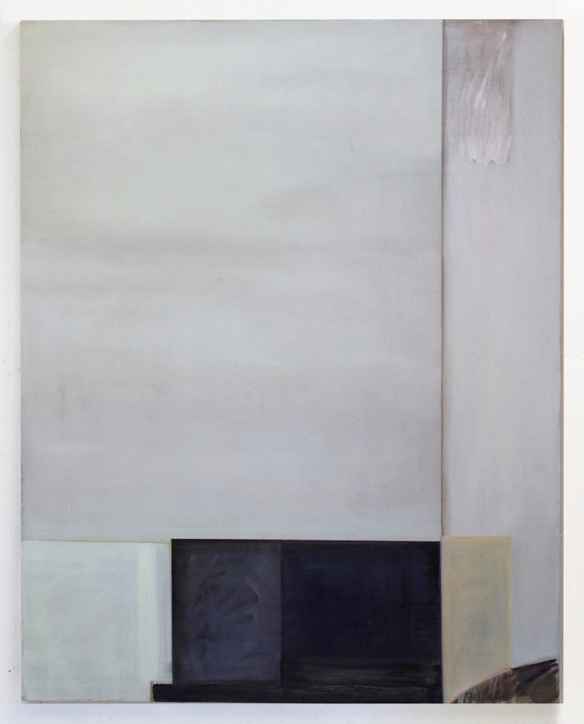 Madeline Hines, <em>Window I</em>. Courtesy of the New York Academy of Art.