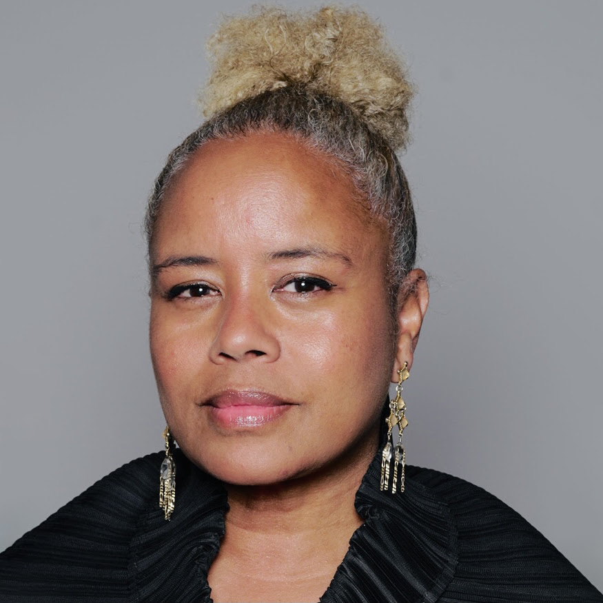 Tracey Robertson Carter, co-chair of Artist In-Residence in Everglades (AIRIE). Photo courtesy of Art Funders Forum.