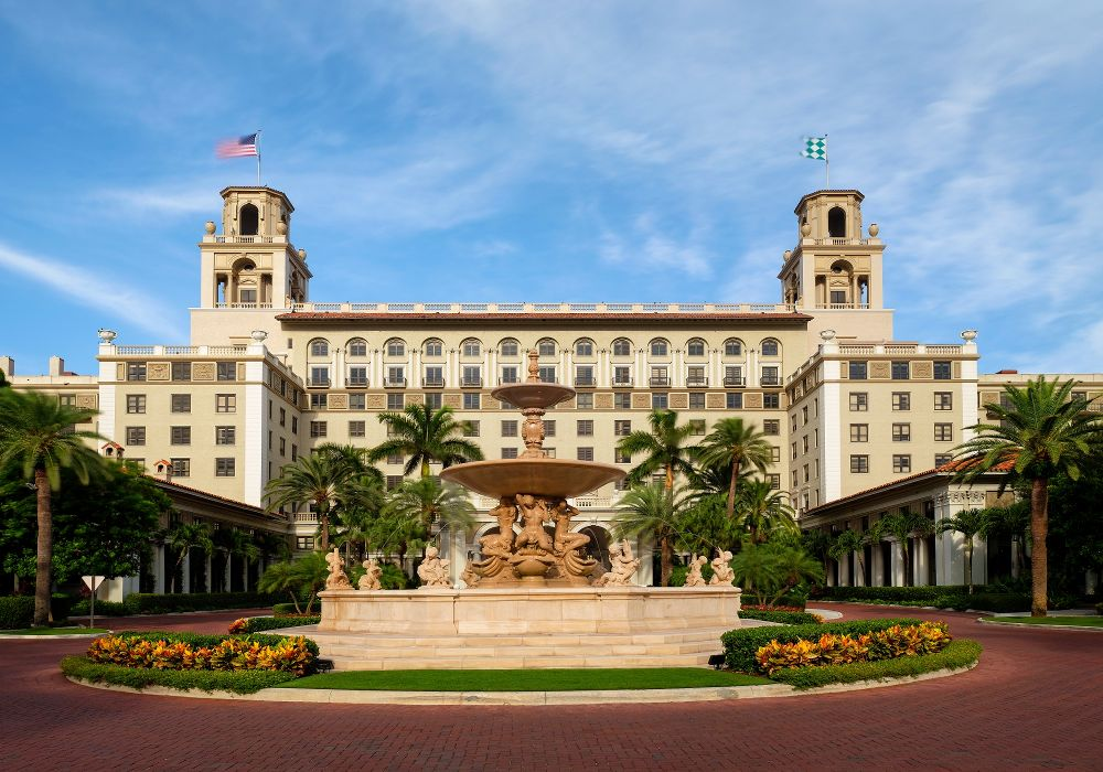 The Breakers in Palm Beach. Photo courtesy The Breakers.
