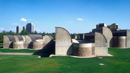 The Museum of Modern Art, Tehran, Iran.