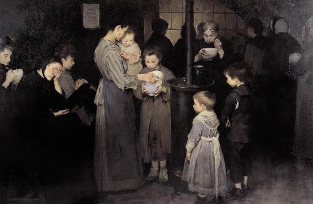 Jean Geoffroy, Lasile de nuit (1891)