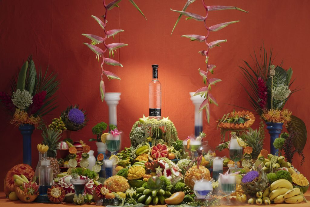 The Artpothecary by Orly Anan for Maestro Dobel.