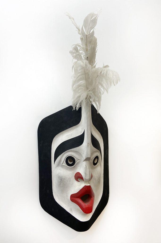 Beau Dick, Wind (ca. 2005). Courtesy of Fazakas Gallery.