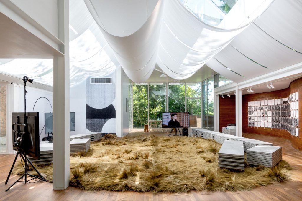 "Korean Pavilion, ""Future School"" at the Venice Architecture Biennale. Photo by Ugo Carmeni."
