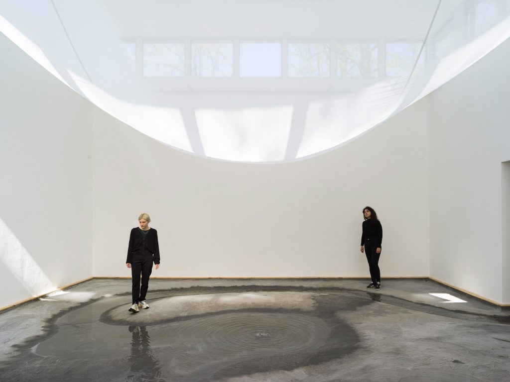 """Lundgaard and Tranberg Architects, """"Con-nect-ed-ness"""" at the Venice Biennale. Photo by Hampus Berndtson."""