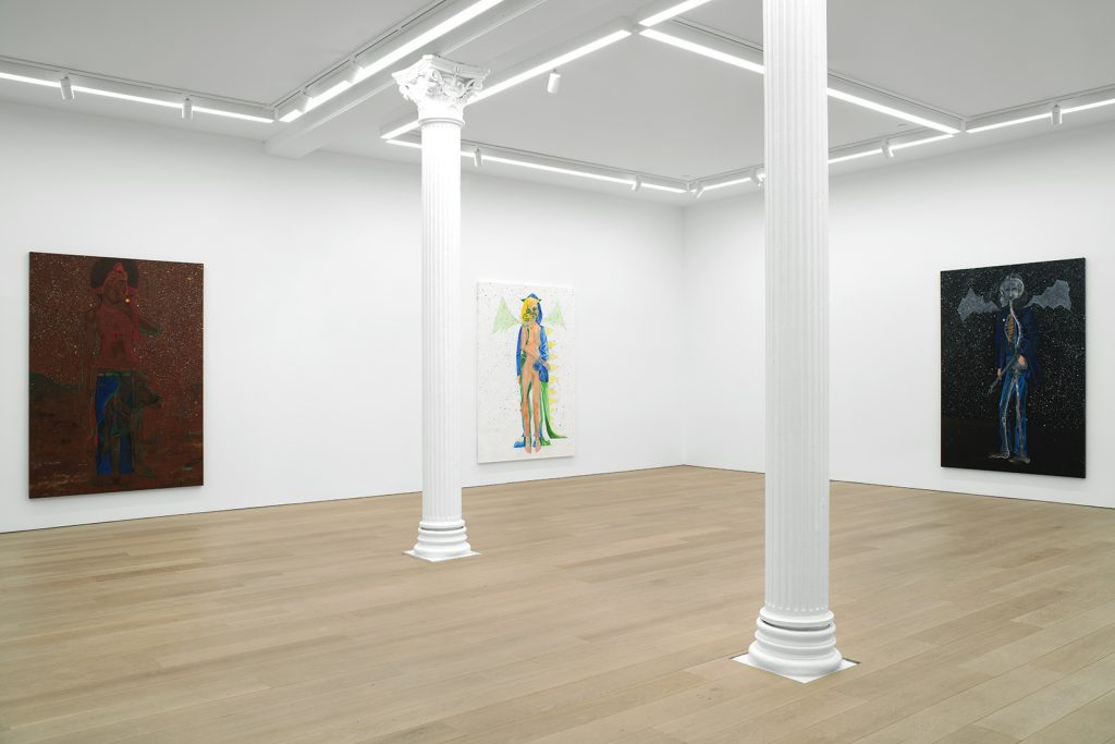 "Installation view of ""Jason Fox: 5 Seasons"" at Canada, New York. Photo courtesy of Canada, New York."