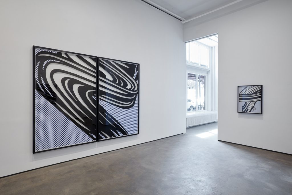 """Installation view of """"Jose Dávila: The Circularity of Desire"""" at Sean Kelly, New York. Photo by Jason Wyche, courtesy of Sean Kelly, New York."""