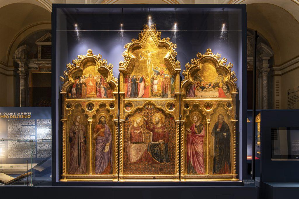 Installation view. Credit MAR - Museo d'Arte della città di Ravenna.