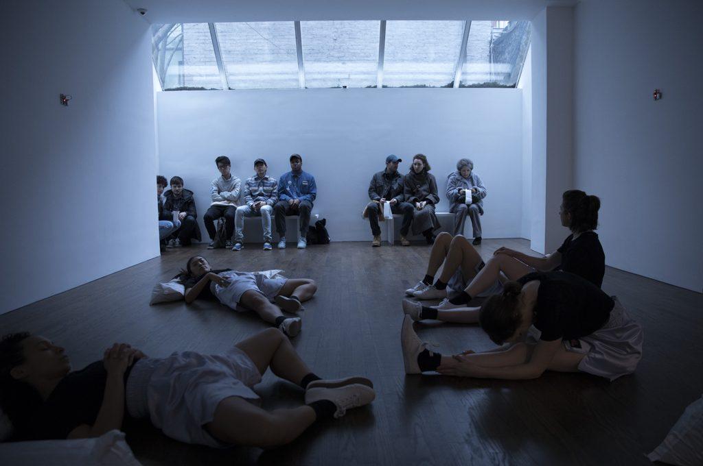 Madeline Hollander, <i>New Max</i> (2018), The Artist's Institute, New York. Photo: Christopher Aque.