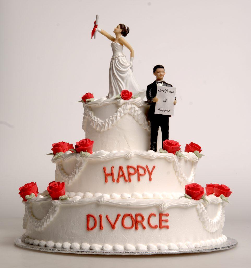 Happy Divorce! (Photo by Keith Beaty/Toronto Star via Getty Images)