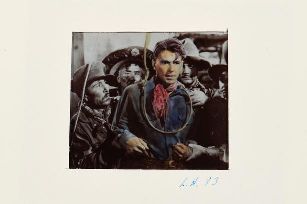 Lynn Hershman Leeson, Untitled (Ronald Reagan) (1983). Courtesy of the G. Austin Conkey Collection.