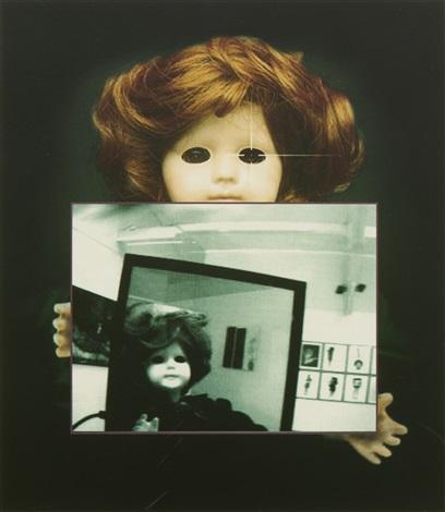 Lynn Hershman Leeson, Tillie and Mirror (1998). Courtesy of G. Austin Conkey Collection.