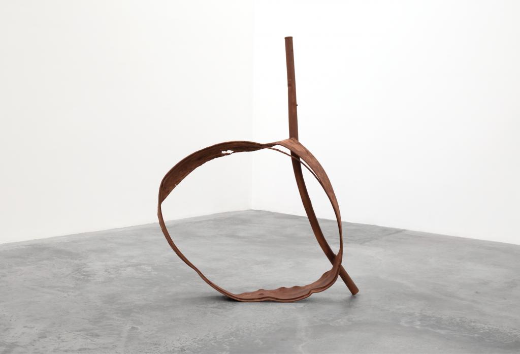 Meuser, Pi mal Daumen (2020). Courtesy of Galerie Nordenhake.