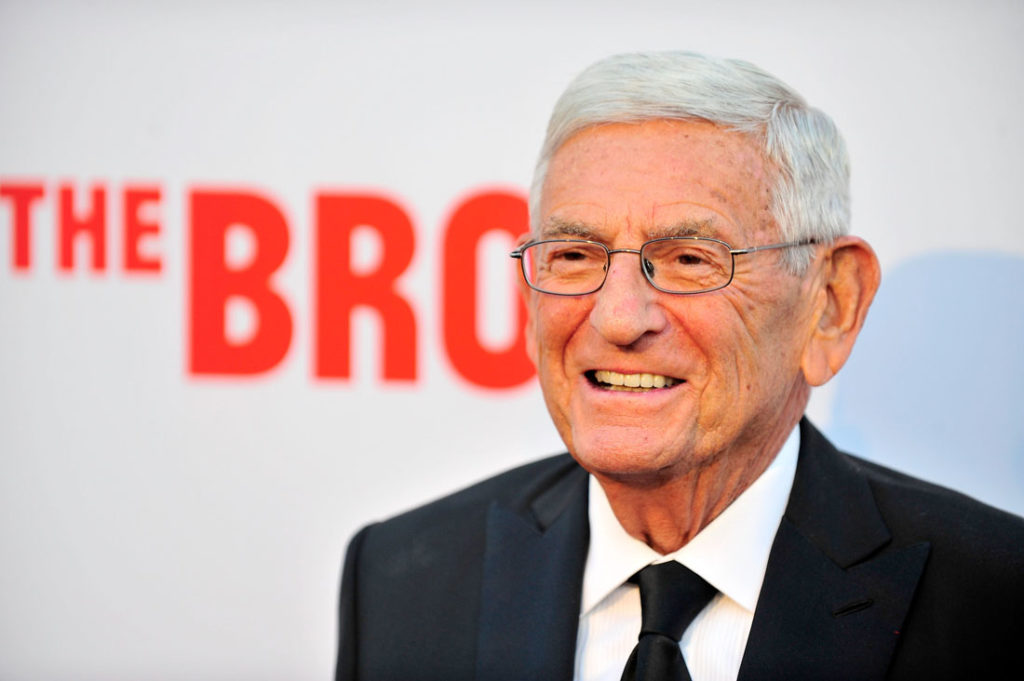 Eli Broad.Photo: Courtesy of Getty Images.