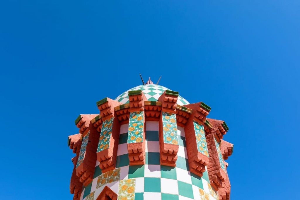 Casa Vicens. Photos by Belen Gonzalez, courtesy of Casa Vicens.