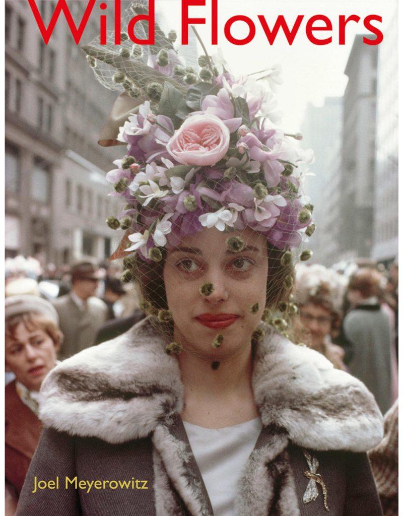Joel Meyerowitz,'s Wild Flowers. © Joel Meyerowitz. Courtesy of Rizzoli.