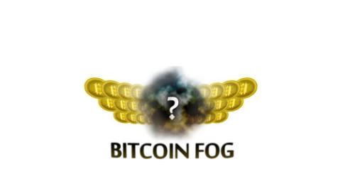 Logo for Bitcoin Fog, a service whose founder, Roman Sterlingov, was charged on April 28 with money laundering, operating an unlicensed money transmitting business, and money transmission without a license.