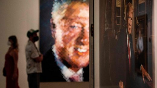 Restoring a Tradition Trump Skipped, Joe Biden Will Welcome Barack Obama to the White House to Unveil His Old Boss's Portrait