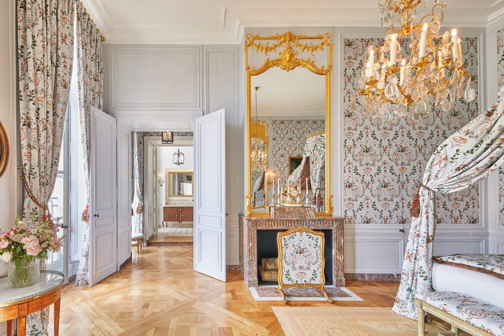 Photo courtesy of Airelles Château de Versailles, Le Grand Contrôle.