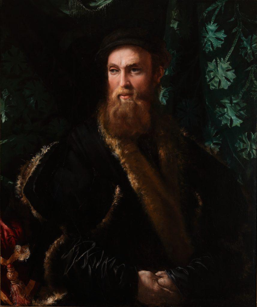 Francesco Salviati, <em>Bindo Altoviti</em> (ca. 1545). Private Collection. Photograph © Bruce M. White, 2020.