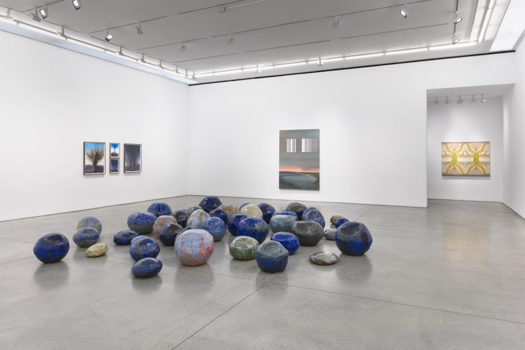"""Installation view, """"A Thought Sublime."""" Courtesy of Marianne Boesky Gallery."""