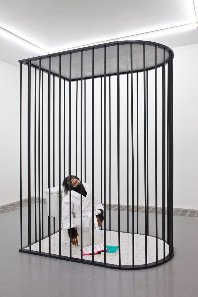 Qiu Anxiong, <i>The Doubter</i> 2010). © Qiu Anxiong. Courtesy of the artist. Photo: Julian Wang.