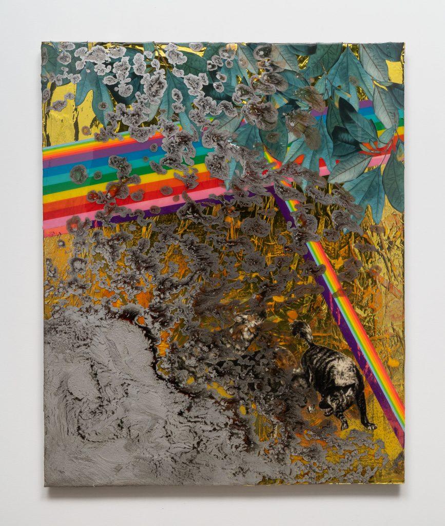 Delano Dunn, <em>Untitled (Sassafras)</em>, 2020. Courtesy of Brattleboro Museum and Art Center, Vermont.
