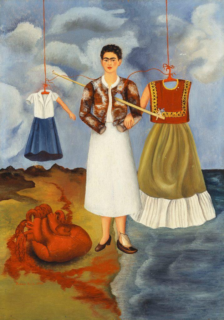 Frida Kahlo, <em>The Heart</eM> (1937). Photo by Fine Art Images/Bridgeman Images, ©Banco de Mexico Diego Rivera Frida Kahlo Museums Trust/VG Bild-Kunst, Bonn 2021; reproduction authorized by the Instituto Nacional de Bellas Artes y Literatura, 2021.