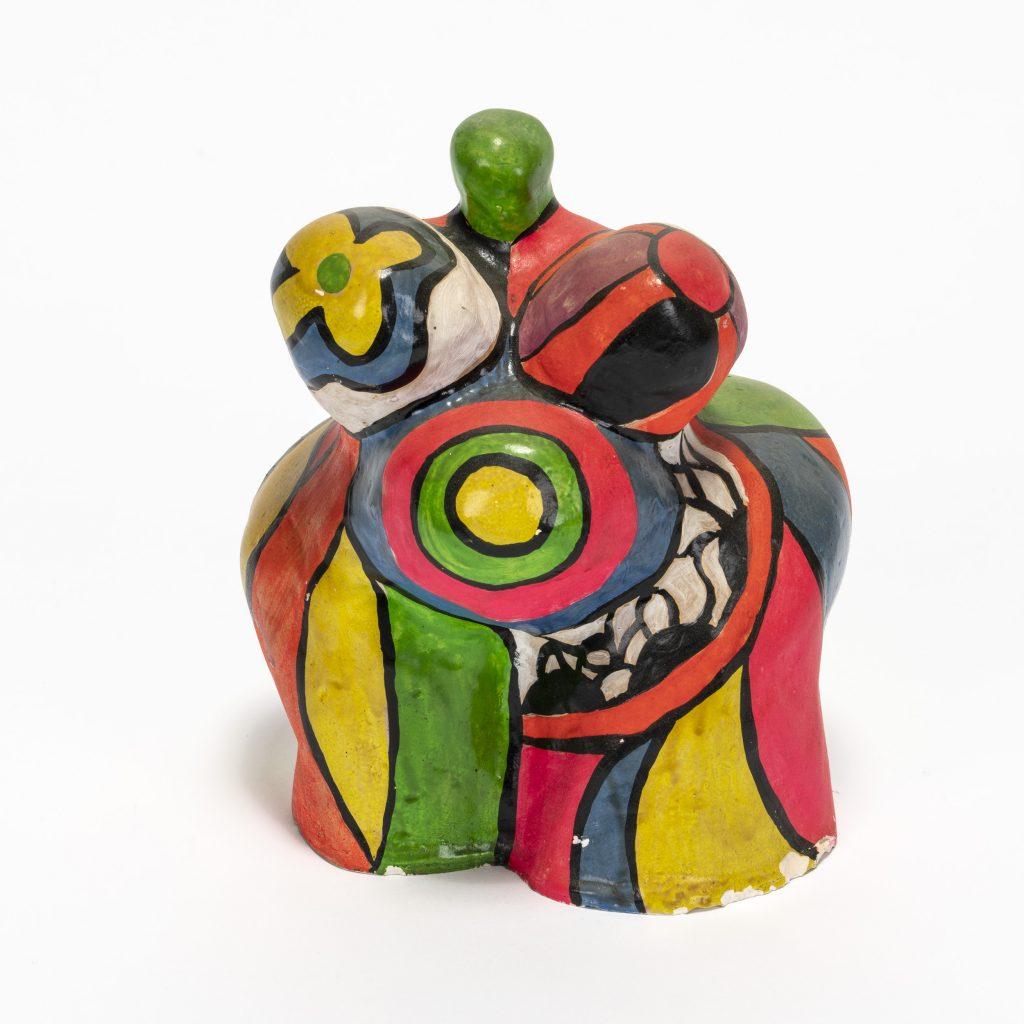 Niki de Saint Phalle. Mini Nana maison. c. 1968. © 2021 Niki Charitable Art Foundation
