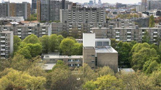 Galerie König at St. Agnes in Berlin. Photo Roman Marz.