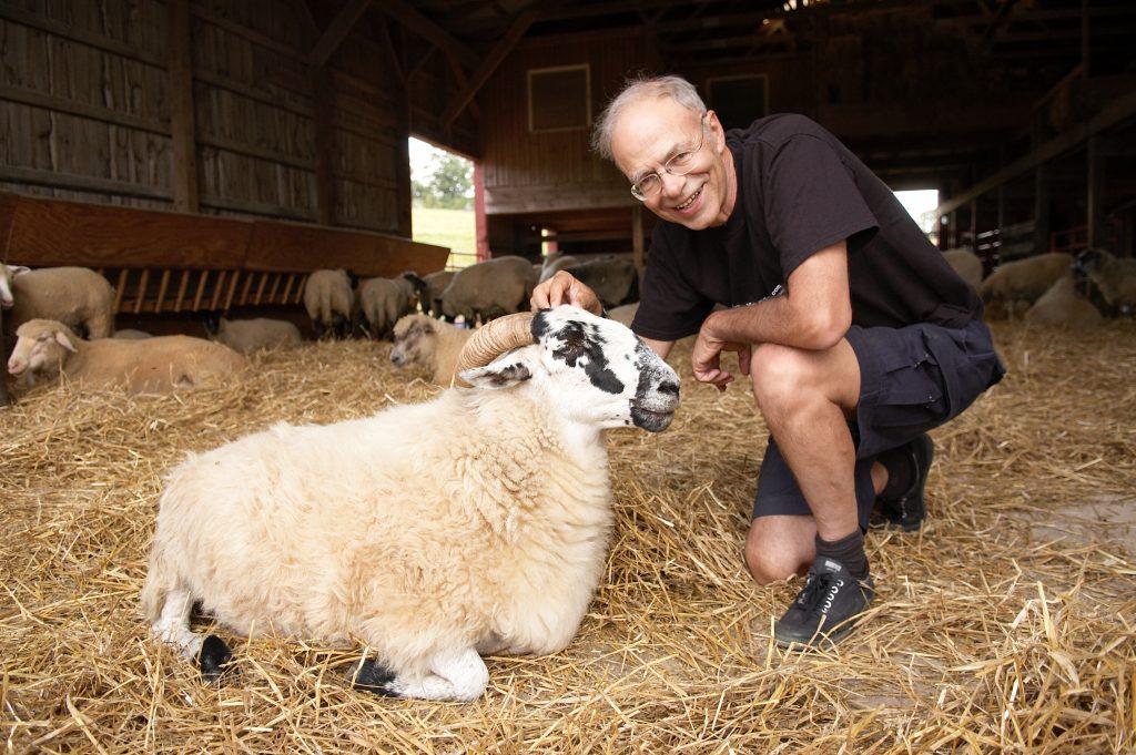 Peter Singer. Photo by Derek Goodwin, courtesy of the Berggruen Institute.