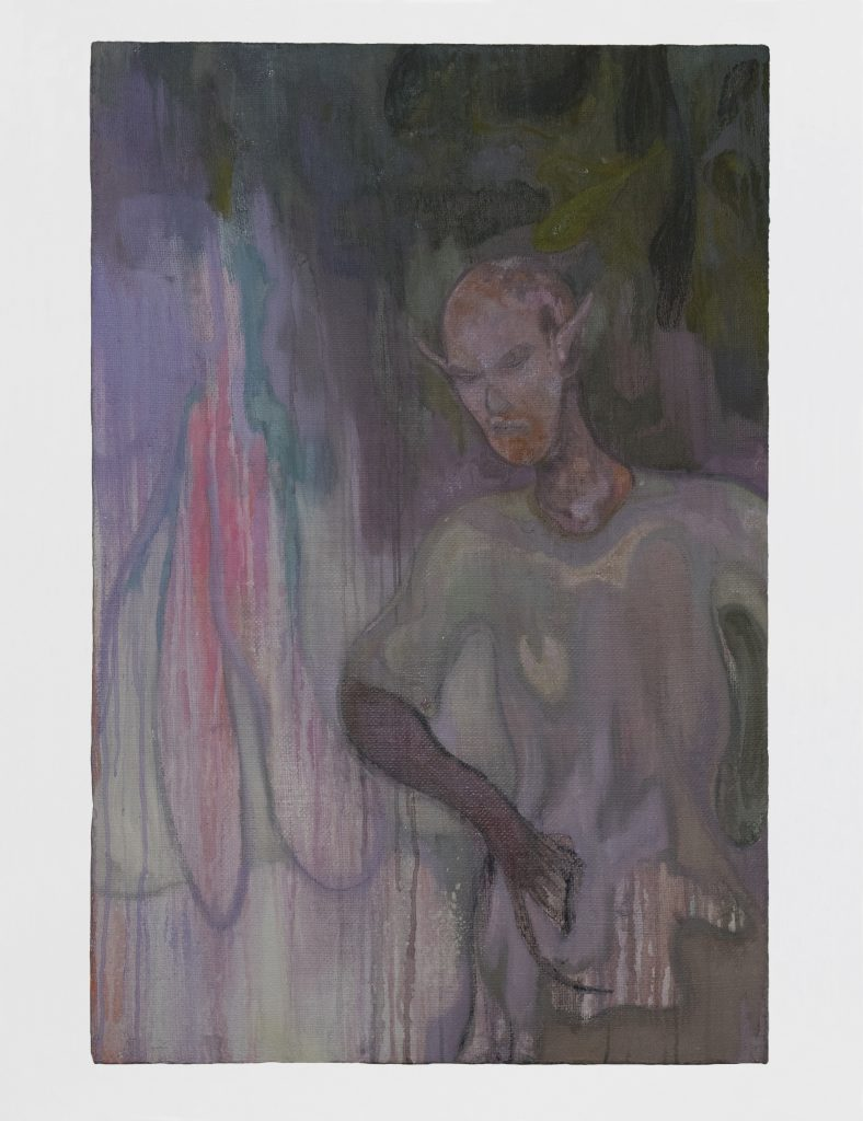 Sedrick Chisom, Untitled (2021). Photo courtesy of Matthew Brown.