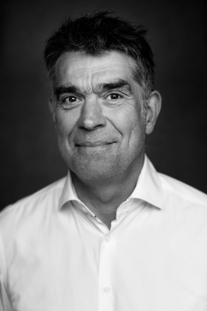 Marek Claassen, founder of Limna.