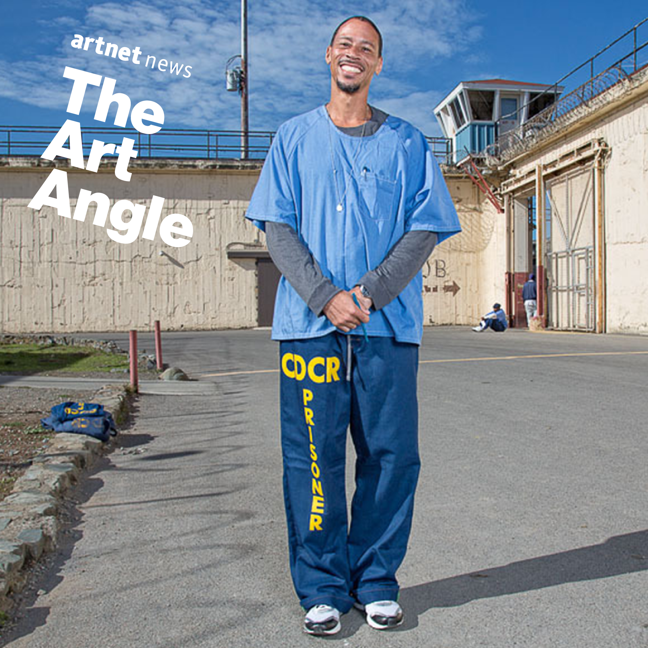 The Art Angle Podcast: Can Art Help End the Era of Mass Incarceration?