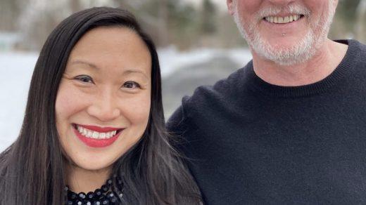 Michelle Yun and Edward Mapplethorpe. Photo courtesy Yun and Mapplethorpe.